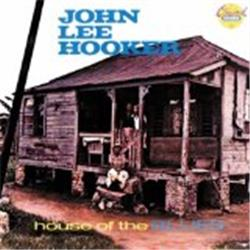 Cover John Lee Hooker - House of the Blues