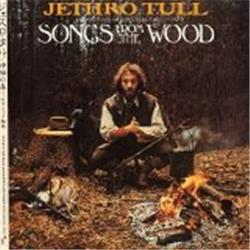Cover Jethro Tull - Songs From the Wood