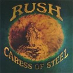 Cover Rush - Caress of Steel