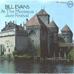 Cover Bill Evans - At the Montreux Jazz Festival