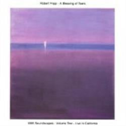 Cover Robert Fripp - A Blessing of Tears: 1995 Soundscapes, Volume 2: Live in California
