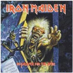 Cover Iron Maiden - No Prayer for the Dying
