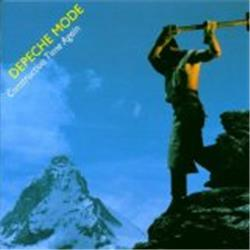 Cover Depeche Mode - Construction Time Again