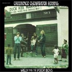 Cover Creedence Clearwater Revival - Willy and the Poor Boys