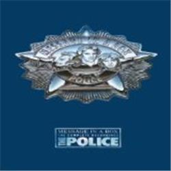 Cover The Police - Message in a Box: The Complete Recordings