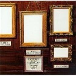 Cover Emerson, Lake & Palmer - Pictures at an Exhibition