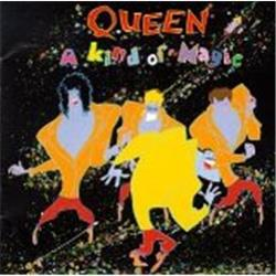 Cover Queen - A Kind of Magic
