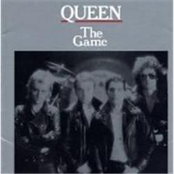 Cover Queen - The Game