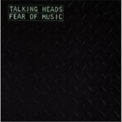 Cover Talking Heads - Fear of Music