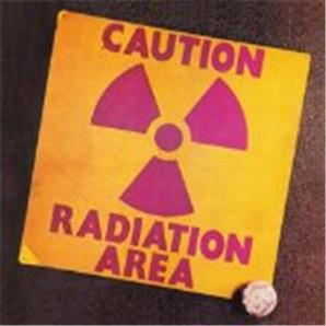 Cover Area - Caution Radiation Area