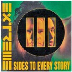 Cover Extreme - III Sides to Every Story