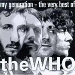 Cover The Who - My Generation - The Very Best of The Who