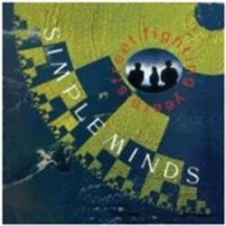 Cover Simple Minds - Street Fighting Years