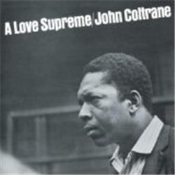 Cover John Coltrane - A Love Supreme