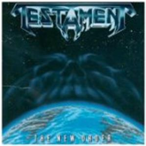 Cover Testament - The New Order