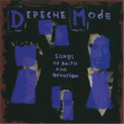 Cover Depeche Mode - Songs of Faith and Devotion