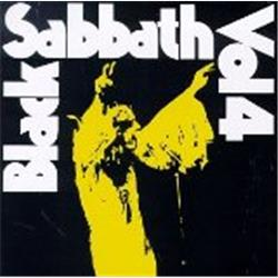 Cover Black Sabbath - Vol 4