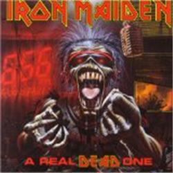 Cover Iron Maiden - A Real Dead One