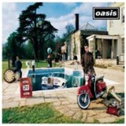 Cover Oasis - Be Here Now