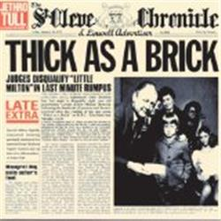 Cover di Thick as a Brick