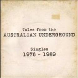 Cover Various Artists - Tales From the Australian Underground: Singles 1976-1989