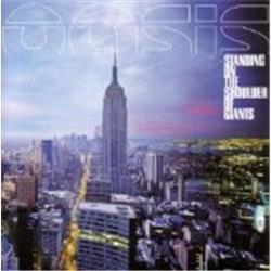 Cover Oasis - Standing on the Shoulder of Giants