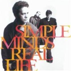 Cover Simple Minds - Real Life