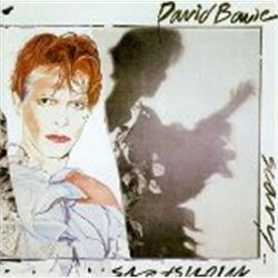 Cover David Bowie - Scary Monsters… and Super Creeps