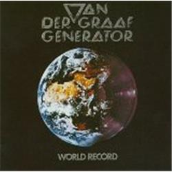 Cover Van der Graaf Generator - World Record