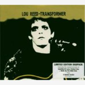 Cover Lou Reed - Transformer