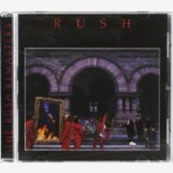 Cover Rush - Moving Pictures