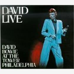 Cover David Bowie - David Live