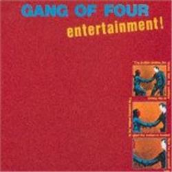 Cover Gang of Four - Entertainment!