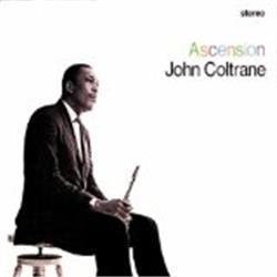 Cover John Coltrane - Ascension