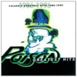 Cover Poison - Poison's Greatest Hits 1986-1996