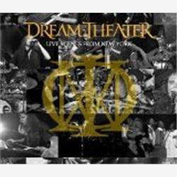 Cover Dream Theater - Live Scenes From New York