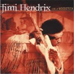 Cover Jimi Hendrix - Live at Woodstock