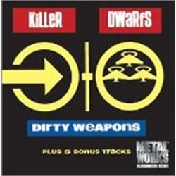 Cover Killer Dwarfs - Dirty Weapons