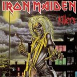 Cover Iron Maiden - Killers