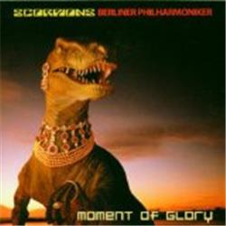 Cover Scorpions - Moment of Glory