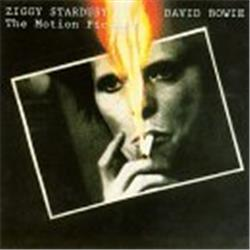 Cover David Bowie - Ziggy Stardust and The Spiders From Mars: The Motion Picture Soundtrack