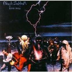 Cover Black Sabbath - Live Evil