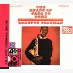 Cover Ornette Coleman - The Shape of Jazz to Come