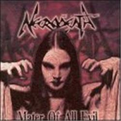 Cover Necrodeath - Mater of All Evil