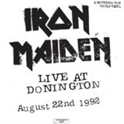 Cover Iron Maiden - Live at Donington: August 22nd 1992