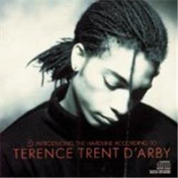 Cover Terence Trent D'Arby - Introducing the Hardline According to Terence Trent D'Arby