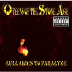 Cover Queens of the Stone Age - Lullabies to Paralyze