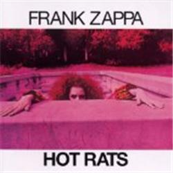 Cover Frank Zappa - Hot Rats
