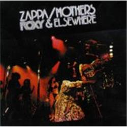 Cover Frank Zappa - Roxy & Elsewhere