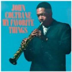 Cover John Coltrane - My Favorite Things